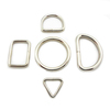 Fashion High Quality Bag & Strap & Collar & Leash Metal Rings