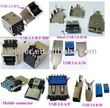 USB 3.0 AM connector