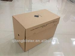 die-cut folding corrugated carton.carton box.box for package
