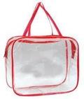 Eco Transparent PVC Hand Bag