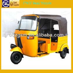 Bajaj Passenger Motor Tricycle/bajaj three wheel motorcycle/CNG three wheeler