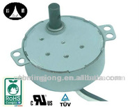AC electric fireplace Synchronous Motor (TUV, UL)