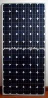 185W24V mono solar panel made of Solar World solar cells