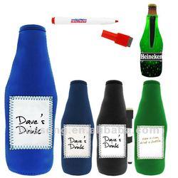 Fashion Neoprene Beer Bottle Cooler