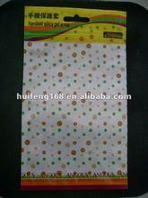 OPP zipper bag&Plastic packaging for cell phone cases