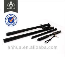 police baton rubber & plastic baton
