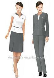 Ladies office wear style lady office uniform