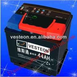 12v MF and DC OEM car battery truck battery 32ah-220ah