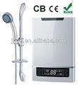 Instantánea eléctrico ducha de agua caliente