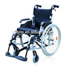 ce&iso 2014 european style hospital&home care manual wheelchair light folding aluminum wheelchairs