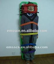 Back board Safety straps