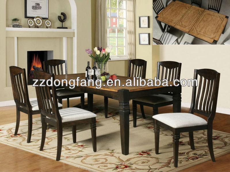 El ltimo dise o a prueba de agua de madera muebles de - Muebles de comedor de diseno ...