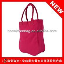 Pvc Coated Cotton Shopping Bag