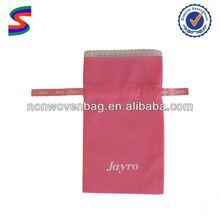 Nylon Drawstring Shopping Bag Custom Printed Drawstring Shoe Bags