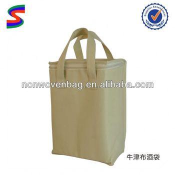 Non Woven Wine Tote Bags Jute Wine Tote Bag