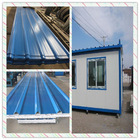 steel roofing tile material /Lightweight Corrugated Steel Roofing Sheet/GI corrugated sheet
