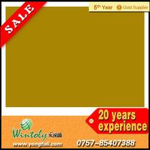 RAL1005 Honey Yellow Electrostatic Powder Coatings