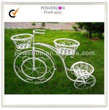 Powerlon Indoor Bicycle Flower Pot Stand