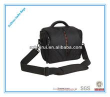 shockproof waterproof diagonal single shoulder DSLR camera bag;