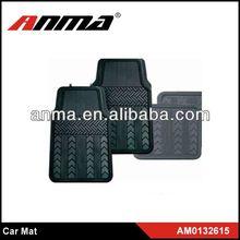 Universal rubber PVC car floor mat with logo