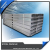 Galvanized Steel c channel for construction