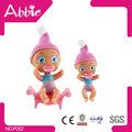 mini poupée en silicone poupées bébé reborn baby dolls boire du lait pour la vente