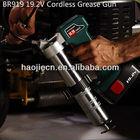 SUPER DEAL 19.2V high volume cordless/accu/akku battery grease gun,lubricate tool