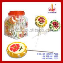 Flower Lollypop Glucose Candy