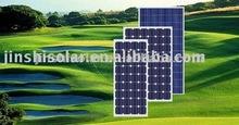 solar power product solar panel made of A grade mono silicon
