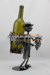 grape wine racks,decorative wine bottle holders