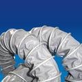 preso de alta temperatura resistente poliéster flexível de ventilação de ar do duto mangueira vh8838a