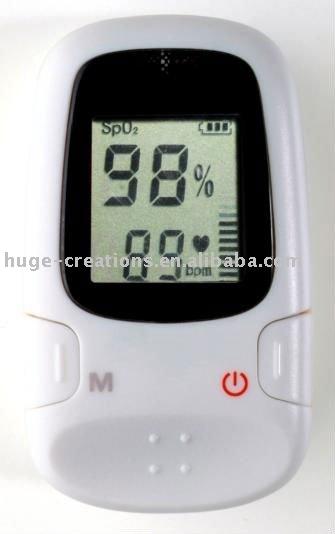 2014 venda quente oxímetro de pulso sensor