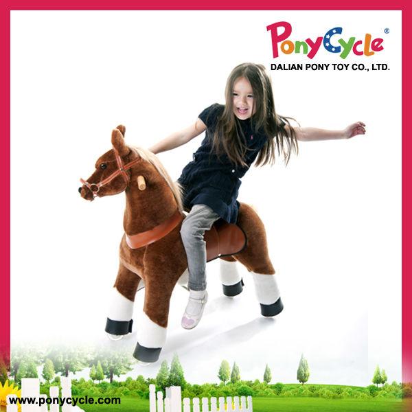 Pferd Plüsch Reiten Ponycycle Plüsch Pferd