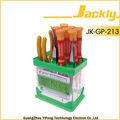 Gp-213, cr-v, mecânica mão kit de ferramentas, chave de fenda conjunto, o profissional de manutenção de pc, telemóveis ferramentas