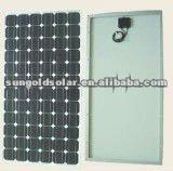 long life time warranty SolarWorld 185w24v watt mono solar panel kit