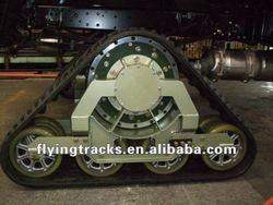 ATV UTV / Rubber Track System / Rubber Track Kits / Snowmobile