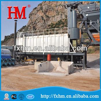 60t/h, HMAP-ST800 Stationary Asphalt Mixing Plant