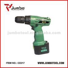 CD217 7.2V 9.6V 12V 14.4V max 18V Cordless nail dual Drill