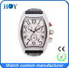 Man stainless steel watch with AAA quality moq:1pc