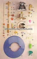 Golden Globe Pressure Lanterns