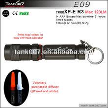 クリーxp-etank007タンク007e09r310440懐中電灯ledaaa