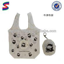 Strawberry Nylon Foldable Reusable Shopping Bag Nylon Mesh Candy Bag