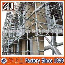 Q235เหล็กราคาที่ดีที่สุดสำหรับการก่อสร้างนั่งร้านcuplock, ภาระหนักนั่งร้านcuplockระบบ( ทำในกวางโจวจีน)