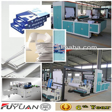 Professional and good quality a4 paper making Machine ,a3 paper making machine supplier with 30 years' manufacturing experience