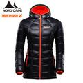 Personalizar con aislamiento exterior 2014 mujeres chaqueta de invierno