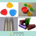 1mm hoja de plástico grueso hecho en china