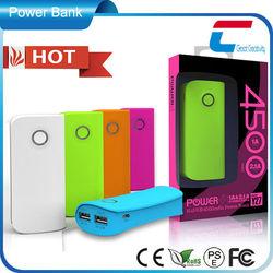 4000mah high quality external battery charger power bank