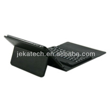 For ipad mini wireless bluetooth keyboard with leather case