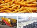 Papas fritas francés de procesamiento/línea de producción de maquinaria/equipos