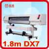 1800mm high speed DX7 digital eco solvent printer